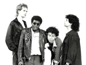 Parousia photo session 1988 - Hollywood, CA