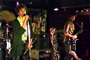 Patt Connolly and Robert Lowden - Parousia at Bogart's June 18, 1989