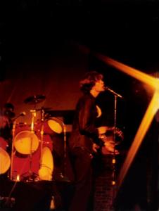 Patt Connolly Buff State. Fri. Sept. 11th 1981