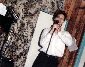 Patt Connolly Feb 1988 - Tuloarosa Dr, Rehearsal