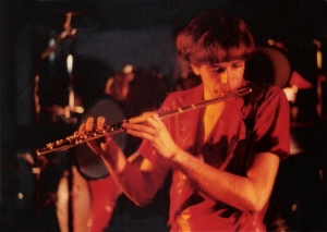 Patt Connolly - Parousia video release party at the Chamber - December 1984
