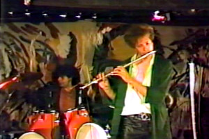 Patt Connolly and Gerry N. Cannizzaro - Parousia at Bogart's June 18, 1989