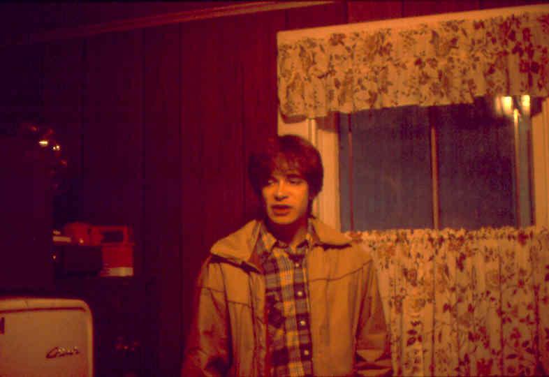Patt at Randy's Studio on Garner Filippone Sound Studios June 25th- July 21st 1980