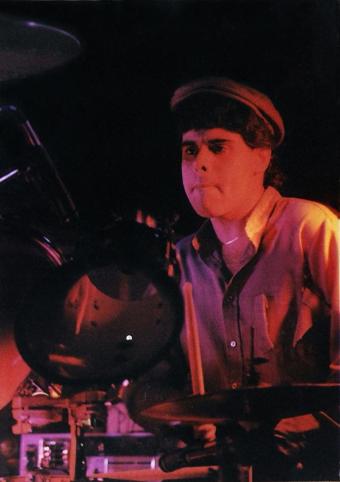 "Gerry ""North"" Cannizzaro - Drums"