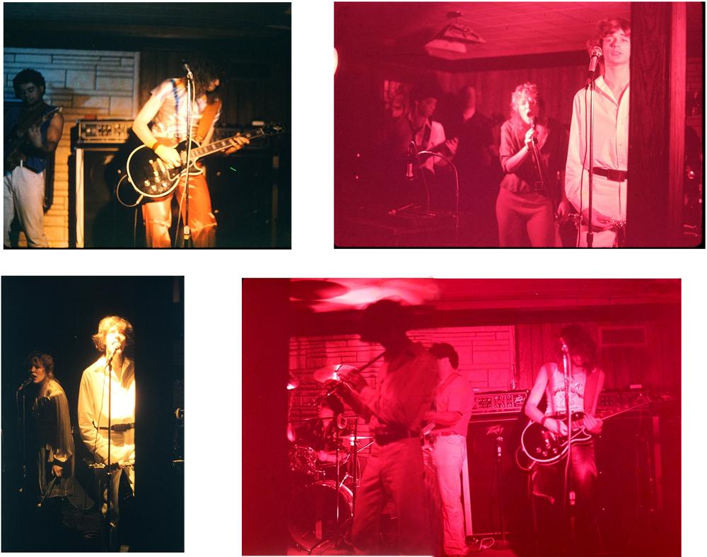 Parousia at the Plant-6 Niagara Street, 1980