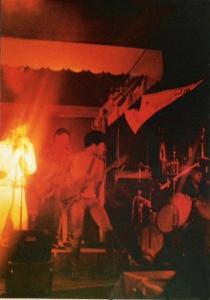 "Parousia - Plant 6, Kenmore NY. Saturday Sept. 5, 1981 - ""Myron"""