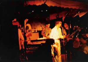 Parousia - Plant 6, Kenmore NY. Saturday Sept. 5, 1981 - 'Clones'
