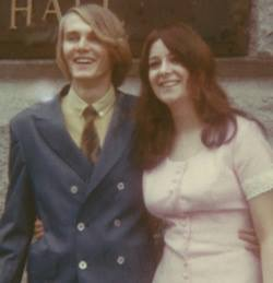 Rick Falcowski and Marsha Falcowski
