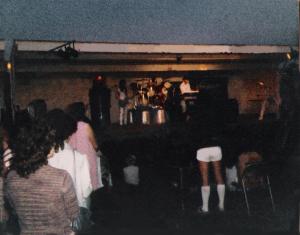 Parousia concert at Riverside Park - June 30th 1984