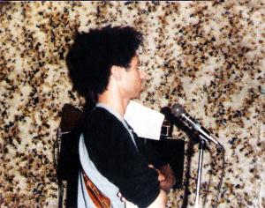 Robert Lowden Feb 1988 - Tuloarosa Dr, Rehearsal