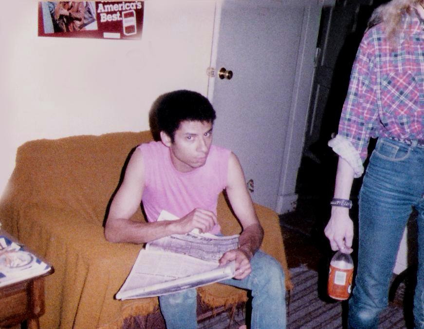 Robert Stuart Lowden - August 1985