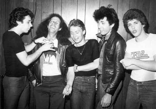 The Romantics and Gary Storm
