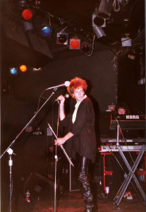 Parousia at the Roxy Theater, Sunset Strip - 06.04.1989 - Patt Connolly