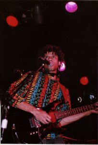 Parousia at the Roxy Theater, Sunset Strip - 06.04.1989 - Robert Lowden