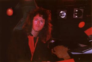 Parousia at the Roxy Theater, Sunset Strip - 06.04.1989 - Marty Leggett