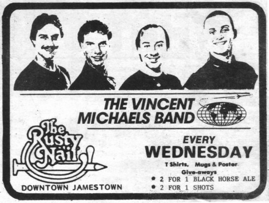 The Vincent Michaels Band