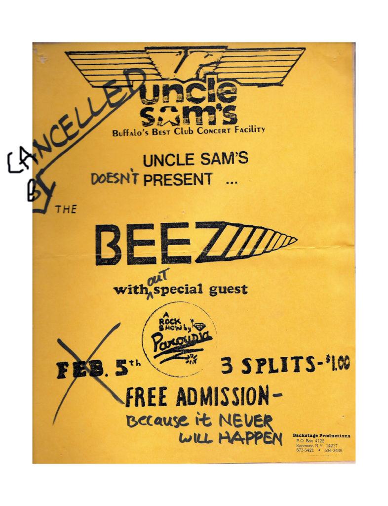 Uncle Sams 02.05.1981