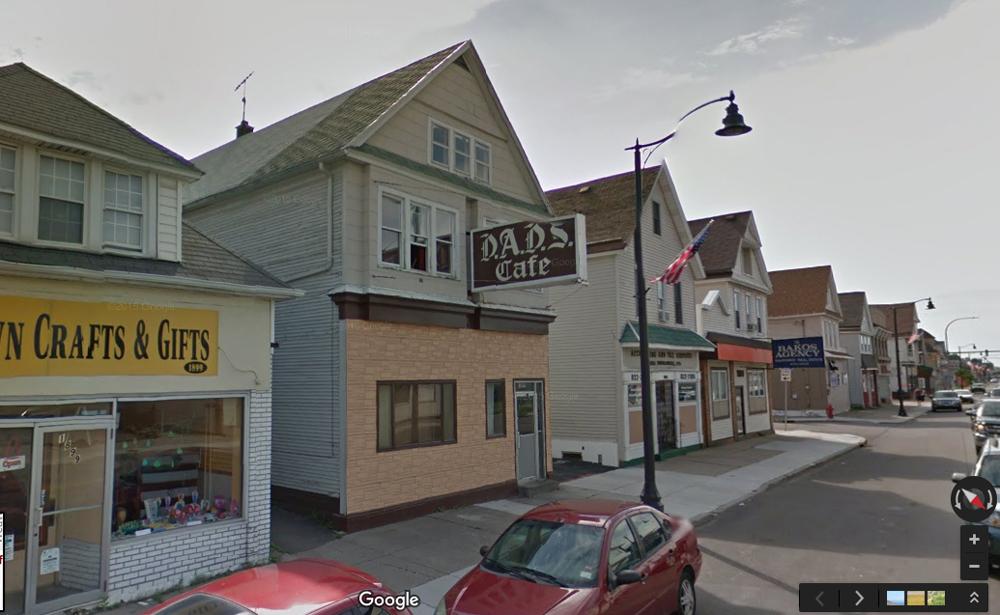 Dad's Café - 1895 Clinton St, Buffalo, NY
