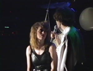 Patt and Claude Connolly - Troubadour 10-31-91
