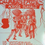 "Front Cover - ""Bloodstains Across Buffalo"" album - May 2014"