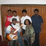 The Progressive rock band PAROUSIA of India