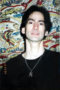 Garth Huels at 226 Comstock Avenue, Buffalo NY 1994