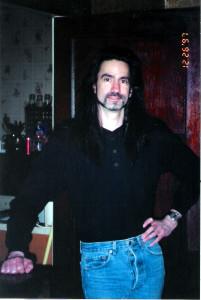 Garth Huels at 226 Comstock Avenue, Buffalo NY, 1997